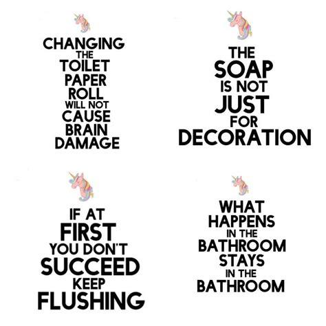 printable bathroom signs clayton house cricut toilet and bath