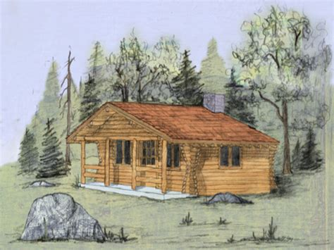 cabin homes plans small log house floor plans log cabin home plans and