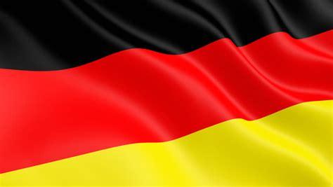 german flag stock footage video  royalty