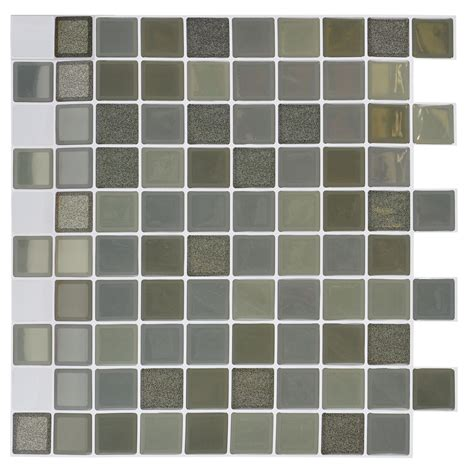 tile transfers for kitchen self adhesive mosaic tile stickers bathroom kitchen 6191