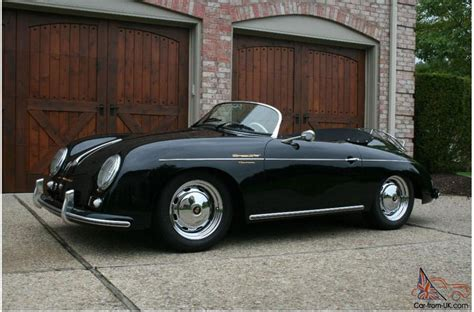 Replica Porche 356 by 1957 Porsche 356 Replica