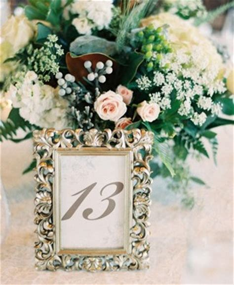 wedding table number ideas 20 wedding table how do it info