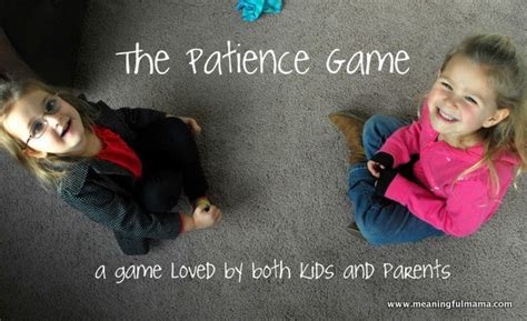 teaching patience to preschoolers thank you for signing up meaningfulmama 941