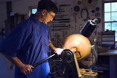 Lathe Turning Bowl Wooden Basics John Wood
