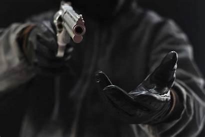 Robbery Armed Samaritan Stopping Shutterstock