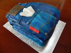 Denim And Lace - CakeCentral.com