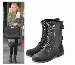Combat boots fashion history - Style Jeans