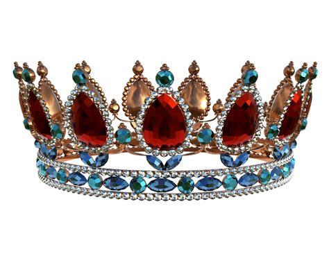 3D model Queen crown with jewel | CGTrader