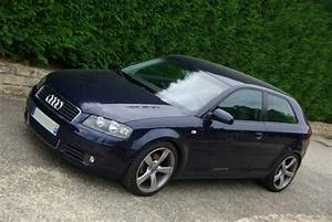 Audi A3 Bleu : ludo a3 2 0 l fsi ambition bleu moro 2003 news photos garages des a3 1 6 2 0 fsi page ~ Medecine-chirurgie-esthetiques.com Avis de Voitures