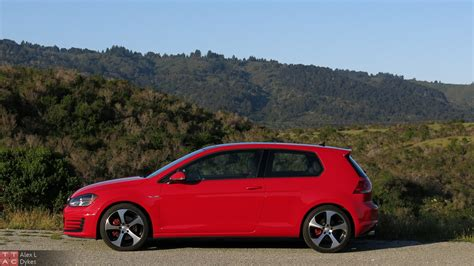 2015 Vw Gti 2door Exterior Rear002  The Truth About Cars