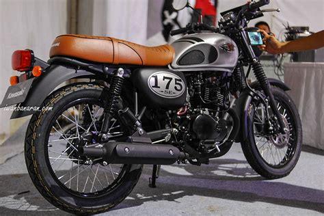 Kawasaki W175 Image by Xế Ho 224 I Cổ Kawasaki W175 Tr 236 Nh L 224 Ng Gi 225 Gần 50 Triệu đồng