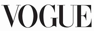 What is the font used for the Vogue magazine logo? - Quora