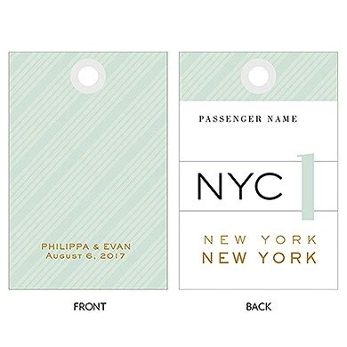 assorted vintage style place card travel assorted luggage tag style large rectangular card