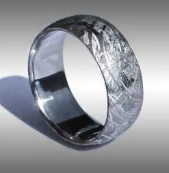 meteorite wedding band best 25 meteorite ring ideas on meteorite wedding band ring shops and green birthstone