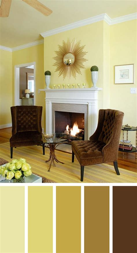 11 Best Living Room Color Scheme Ideas And Designs For 2018