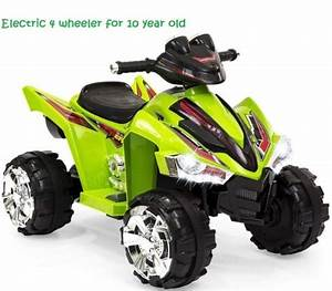 What Are The Best Electric Cars For 10 Year Olds To Drive
