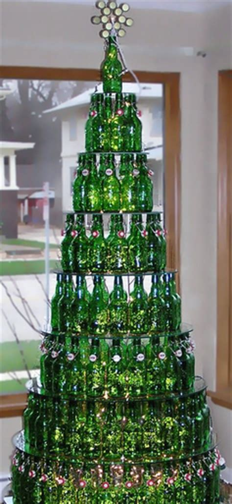 heineken christmas bottle as seen on the internets most diy ideas