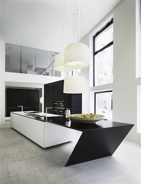 stunning modern kitchen island designs