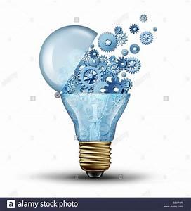 Lampe Auf Englisch : technologie und kommunikation kreativkonzept als eine offene t r licht lampe tranfering getriebe ~ Orissabook.com Haus und Dekorationen