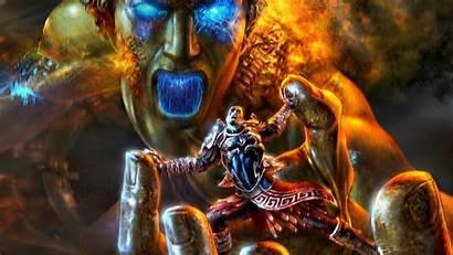 God War Kratos Wallpapers 4k Desktop Games
