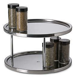 Turning Spice Rack by Spice Racks Spice Organizers Rotating Spice Racks