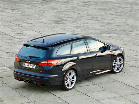 Focus St Wagon by Ford Focus St Wagon 2015 Picture 14 Of 32