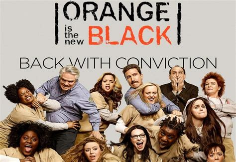 Orange Is The New Black Season 6, News And Release Date