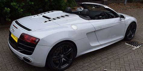 Audi Hire Hire An Audi R8 V10 Spyder Online At Pb Supercars