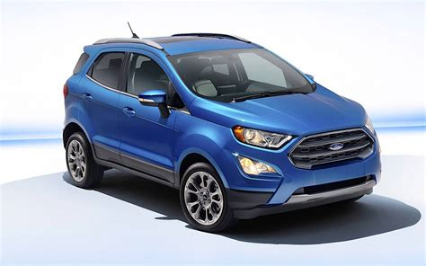 Ford Ecosport 2017 Review by Ford Ecosport 7 Seater 2017 2018 2019 Ford Price