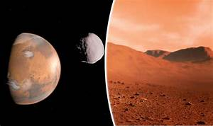 Space: Mars astronauts 'could be electrocuted' by planet's ...