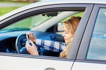 Driving Texting While Crash Teens Accidents Accident