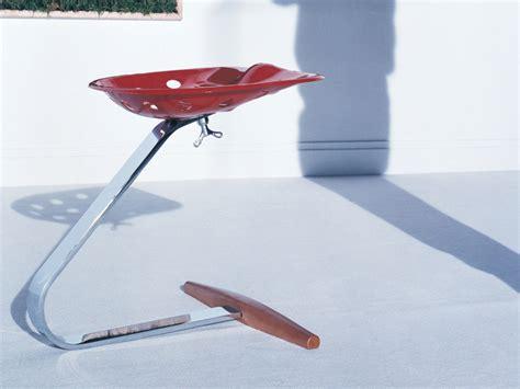 Sgabello Mezzadro by Sgabello In Stile Industriale Mezzadro By Zanotta Design