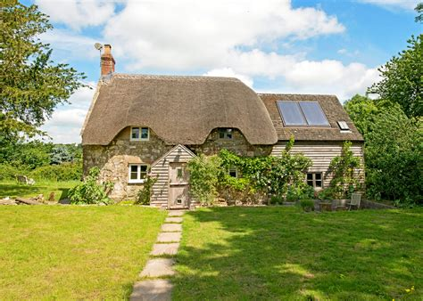 Sold Country Cottage In Sutton Mandeville  Rural View