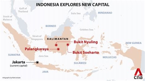 leaving jakarta indonesia accelerates plans  green