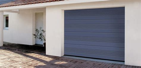 porte de garage roulante porte de garage sectionnelle iso20 novoferm