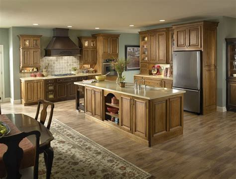 kitchen colors for wood cabinets 28 best wall color for oak sportprojections 9205