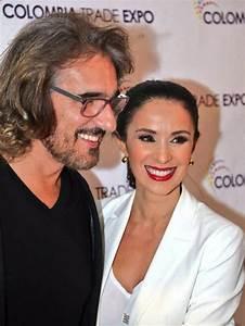 Miguel #Varoni y Catherine #Siachoque en #Colombia Trade ...