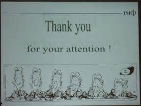 Thank You Your Attention