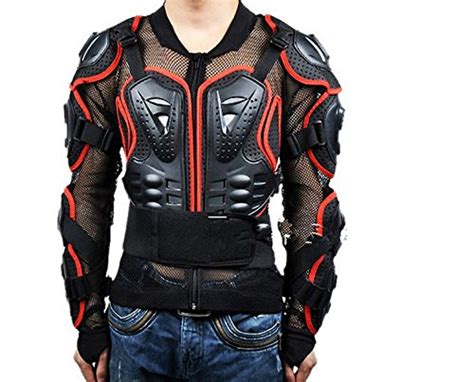 Motorcycle Full Body Armor Protector Pro Street Motocross