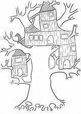 Coloring Tree Pages Annie Treehouse Printable Magic Jack Template Getcolorings Simple Colour Getcoloringpages Getdrawings Templates Lady Bestcoloringpagesforkids sketch template