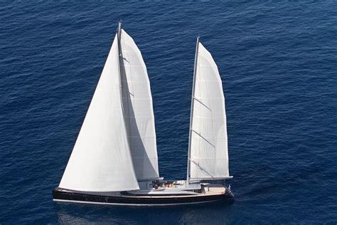 Vertigo Sailboat by The Stunning Sailing Yacht Vertigo From Alloy Yachts