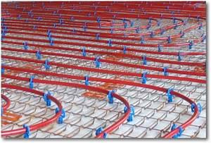 Chauffage Au Sol : d tail plancher chauffant avantage et inconv nient ~ Premium-room.com Idées de Décoration