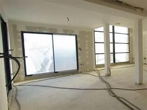Baie à Galandage : baie vitr e avec seuil int gr baie vitr e avec seuil plat ~ Melissatoandfro.com Idées de Décoration