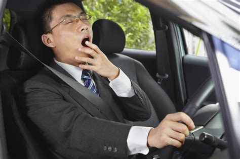 Drowsy Driving Sleep Is The Only Cure  Traffic Safety Guy