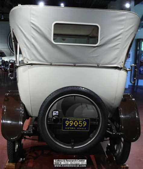 buick model  touring