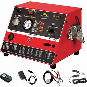 Ipa Smart Mutt Mobile Universal Trailer Light Tester With