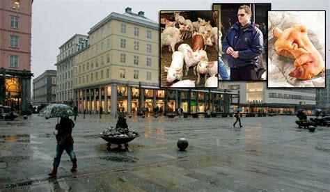 cochonne au bureau norvège le cochon arme universelle contre l 39 islam