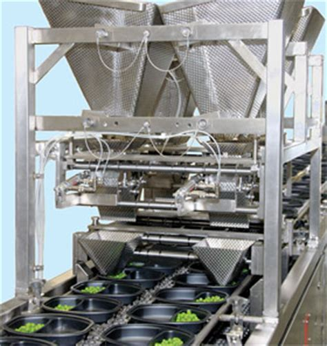 ready meal systems food tray filling machinery raque food systems