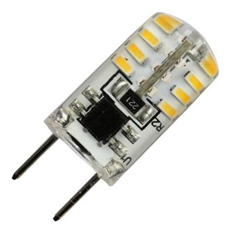 norman 08120 led g8 120v led bi pin halogen