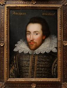 Shakespeare Picture & Portrait: What Did Shakespeare Look ...
